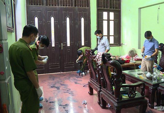Hình phạt nào cho kẻ bịt mặt sát hại 2 vợ chồng ở Hưng Yên? - Ảnh 1