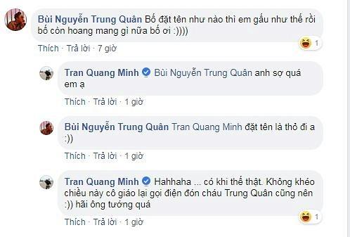 BTV Quang Minh hoang mang nhờ ca sĩ Tuấn Hưng đánh giá về con trai vì lý do này! - Ảnh 7