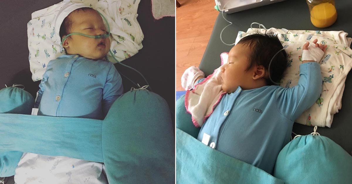 Con 20 ngày tuổi khó thở, mẹ giật mình khi biết bé nhiễm virus từ nụ hôn của chị bé - Ảnh 3