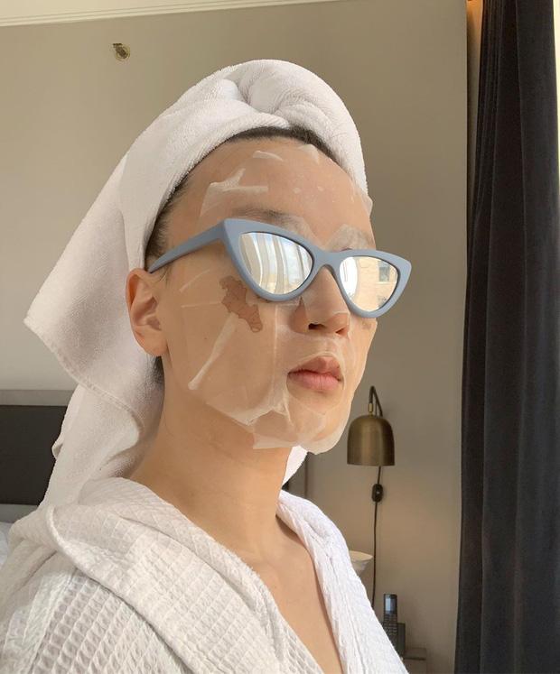 Hoa hậu Đỗ Mỹ Linh đắp mặt nạ giấy mỗi ngày, giúp cấp ẩm tốt hay chỉ khiến da quá tải? - Ảnh 2