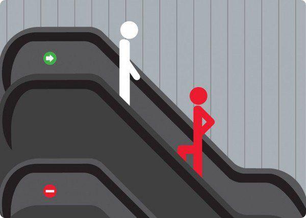 Kỹ năng tối thiểu khi đi thang cuốn trẻ phải biết để tránh tai nạn đáng tiếc - Ảnh 2