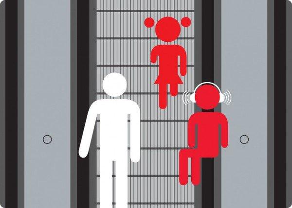 Kỹ năng tối thiểu khi đi thang cuốn trẻ phải biết để tránh tai nạn đáng tiếc - Ảnh 3