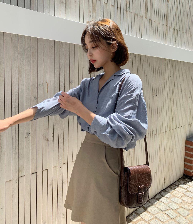 Street style Châu Á: Chẳng cầu kỳ, chỉ với vài ba món đồ công sở đơn giản mà vẫn mãn nhãn người nhìn - Ảnh 13