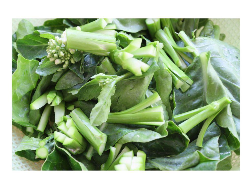 Rau cải cứ phải xào thế này thì ăn ngon cực kỳ - Ảnh 3