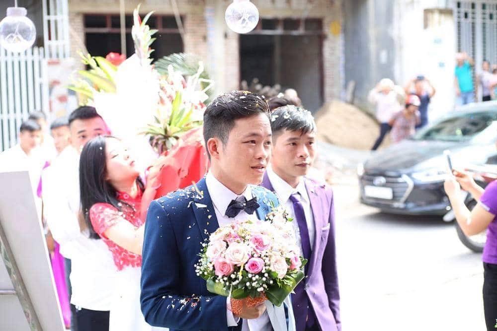 Chú rể 26 ở Cao Bằng căng thẳng trong đám cưới cô dâu 61 tuổi - Ảnh 2