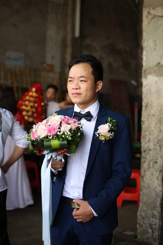 Chú rể 26 ở Cao Bằng căng thẳng trong đám cưới cô dâu 61 tuổi - Ảnh 3