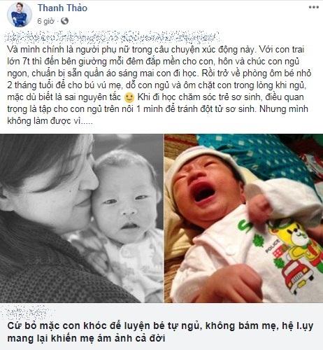Biết nguy hiểm, Thanh Thảo vẫn không thể kiềm chế mà làm điều này với con gái mới sinh - Ảnh 1