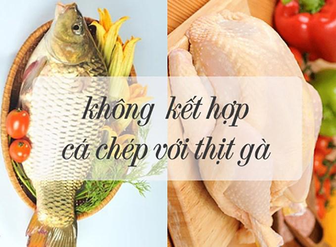 Những thực phẩm kỵ thịt gà, chị em nội trợ nấu chung sẽ rước bệnh cho cả nhà - Ảnh 3