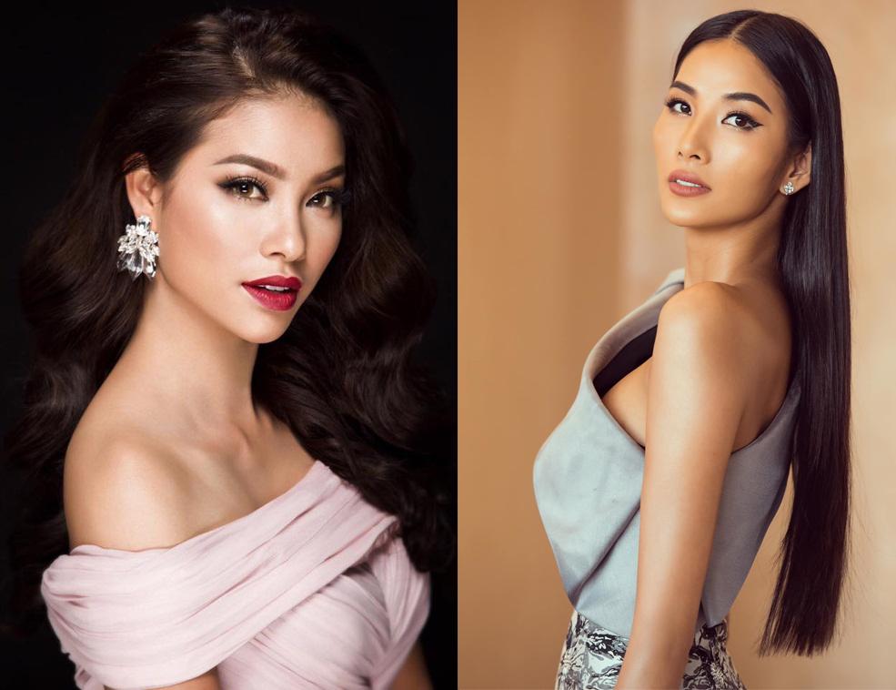 Hoa hậu Phạm Hương: Hoàng Thùy thiệt thòi giống tôi khi thi Miss Universe! - Ảnh 1