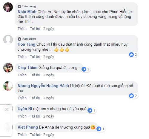 Khoe con gái mũm mĩm, Phan Hiển được khen là ông chồng 'dẻo miệng' nhất năm khi nịnh vợ cực ngọt - Ảnh 5