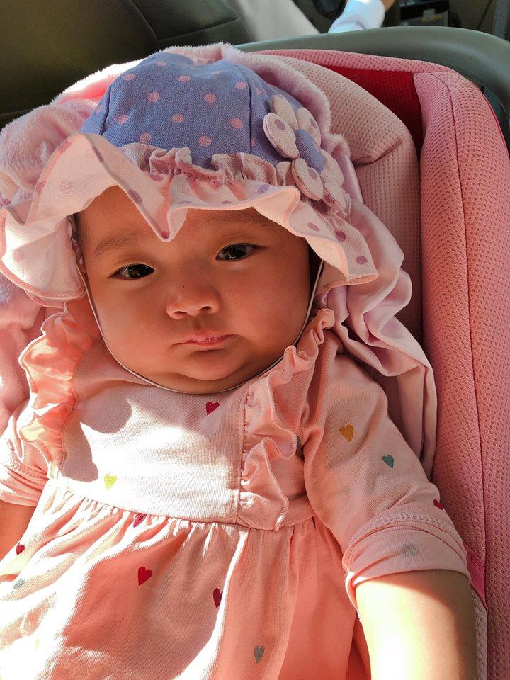 Khoe con gái mũm mĩm, Phan Hiển được khen là ông chồng 'dẻo miệng' nhất năm khi nịnh vợ cực ngọt - Ảnh 4