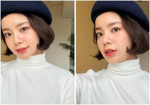 Phong cách cổ điển cùng chiếc mũ nồi dễ thương - Ảnh 3
