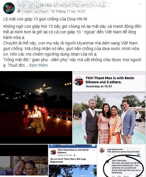 Trước tin đồn ngoại tình với phụ nữ đã có 2 con, chồng cũ Hồng Nhung lên tiếng đáp trả - Ảnh 1
