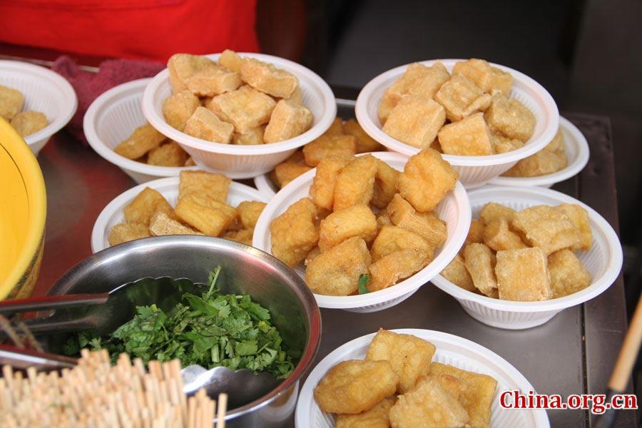 Đến Bắc Kinh nhất định phải dạo phố thử hết những món ăn vặt này - Ảnh 2