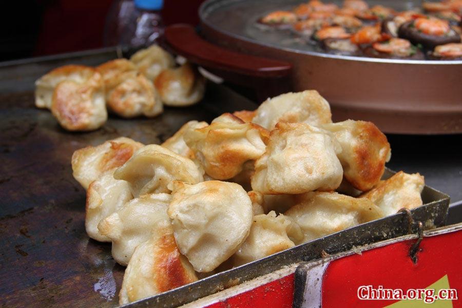 Đến Bắc Kinh nhất định phải dạo phố thử hết những món ăn vặt này - Ảnh 6