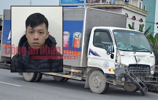 Tai nạn 8 người chết: Tài xế xe tải trình diện, có dấu hiệu dùng ma túy - Ảnh 1