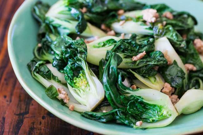 Bất ngờ với những công dụng siêu tuyệt vời của rau cải chíp, tốt cho cả người trẻ lẫn người già - Ảnh 5
