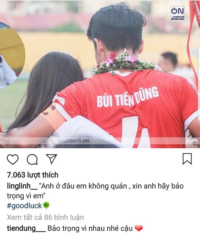 Mối tình với cô chủ khách sạn Bắc Ninh của cầu thủ Bùi Tiến Dũng - Ảnh 3