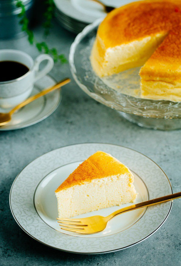 Công thức làm bánh bông lan phô mai kiểu Nhật mịn mềm ngon khó cưỡng - Ảnh 12