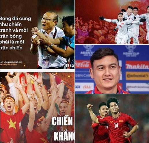 Chiến Thắng khiến fan phấn khích tột độ khi làm thơ cổ vũ đội tuyển Việt Nam trước trận gặp Nhật Bản - Ảnh 3
