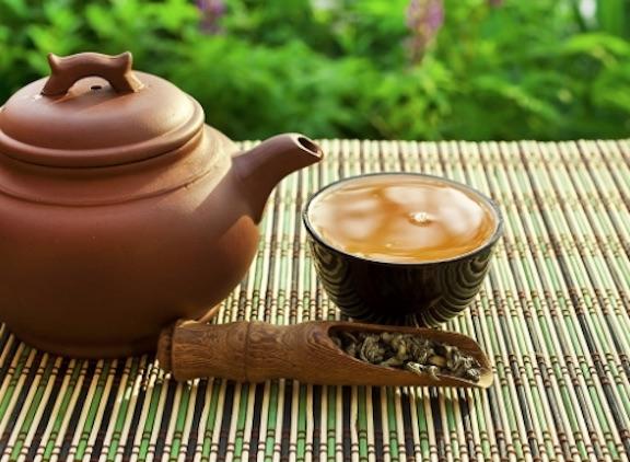 Giảm cân dễ như rót tách trà mỗi sáng - Ảnh 2
