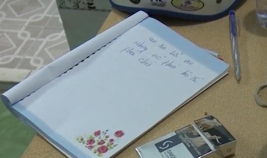 Hé lộ thư tuyệt mệnh của thanh niên treo cổ cạnh xác bạn gái trong phòng trọ: 'Con xin lỗi mẹ, nhưng nó phản bội thì phải chết' - Ảnh 2