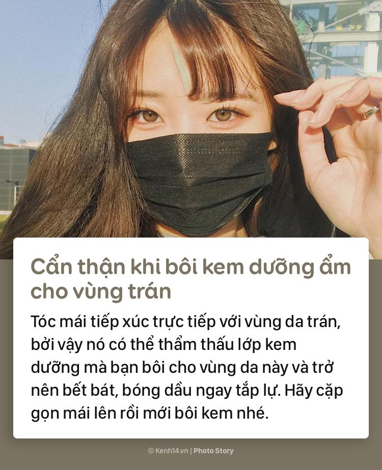Học thuộc những tips sau để có phần tóc mái đẹp như gái Hàn - Ảnh 4
