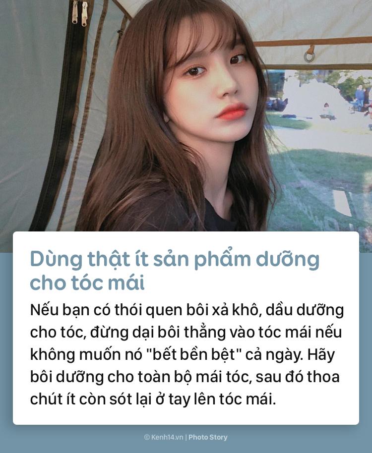 Học thuộc những tips sau để có phần tóc mái đẹp như gái Hàn - Ảnh 6
