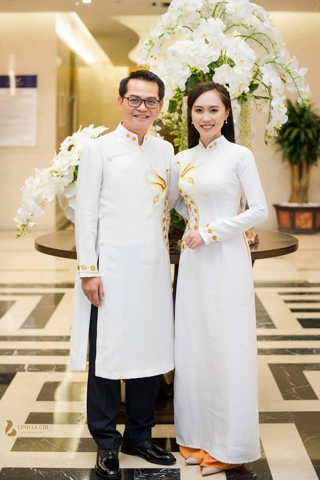 NSND Trung Hiếu tiết lộ phản ứng của vợ trẻ khi đám cưới không có đêm tân hôn - Ảnh 1
