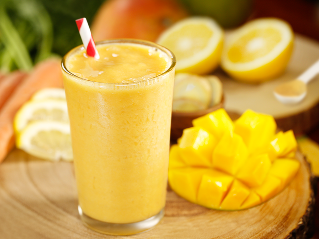 Muốn giảm cân, bữa sáng nhất định phải uống 1 trong những ly sinh tố này ngay! - Ảnh 2