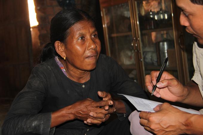 Vụ dân khởi kiện Tập đoàn Sao Mai: Đình chỉ công tác cán bộ GPMB - Ảnh 1