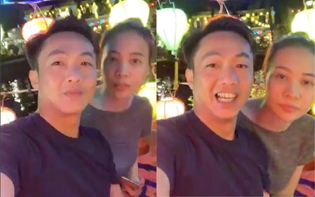 1 tháng sau đám hỏi, Cường Đô la livestream thẳng thắn nói về chuyện Đàm Thu Trang có bầu - Ảnh 1