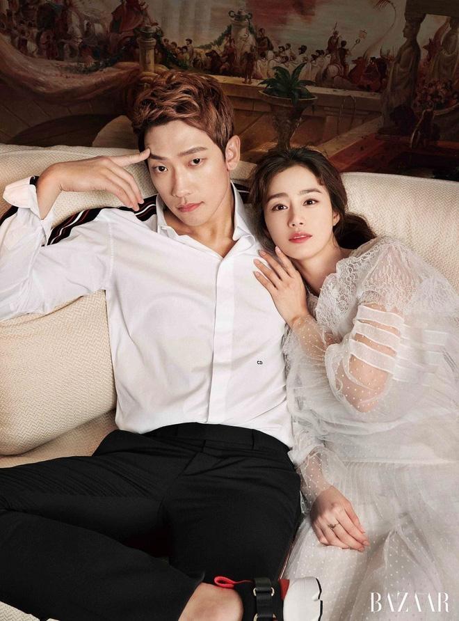 Bi Rain tiết lộ lý do quan trọng khiến anh và Kim Tae Hee cương quyết giấu kỹ mọi tung tích của đứa con đầu lòng - Ảnh 2