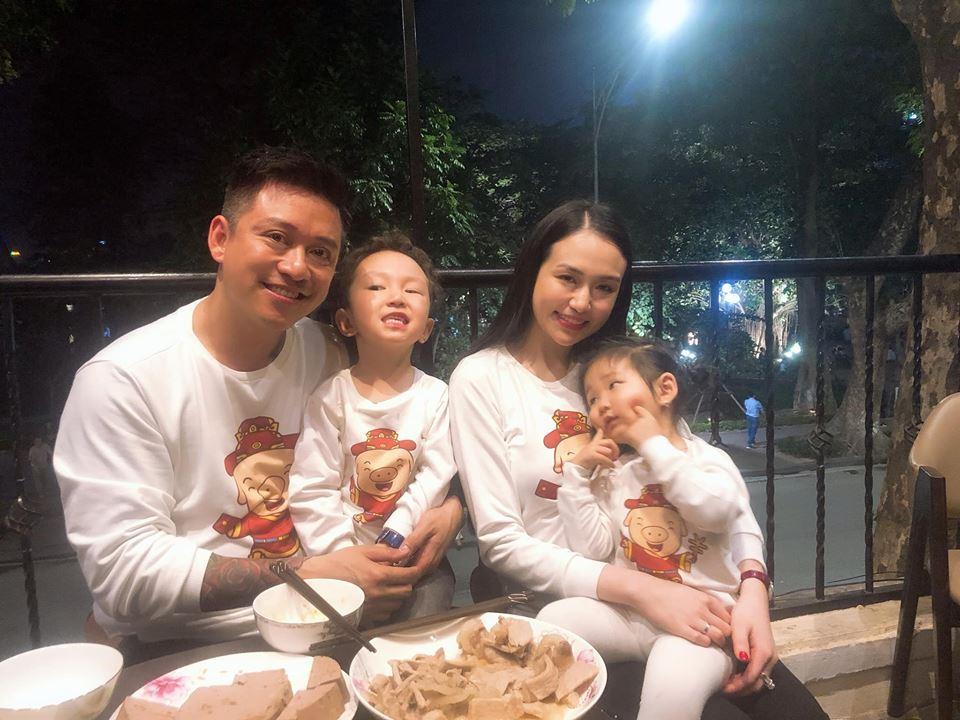 Sau hàng loạt biến cố, Tuấn Hưng quyết định ngừng lưu diễn ở nhà chăm vợ con - Ảnh 2