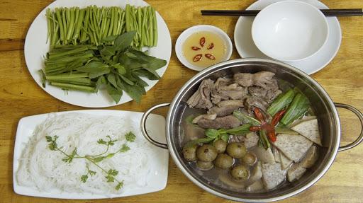 Cách nấu món vịt om sấu chuẩn vị miền Bắc - Ảnh 2