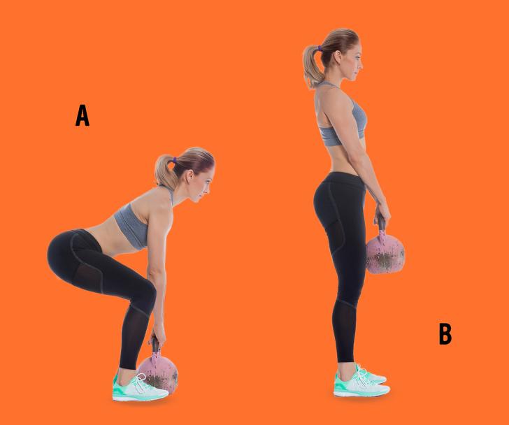 9 bài tập thể hình giúp mông chảy xệ trở nên săn chắc, đùi ngấn mỡ cũng thon gọn cực nhanh - Ảnh 2