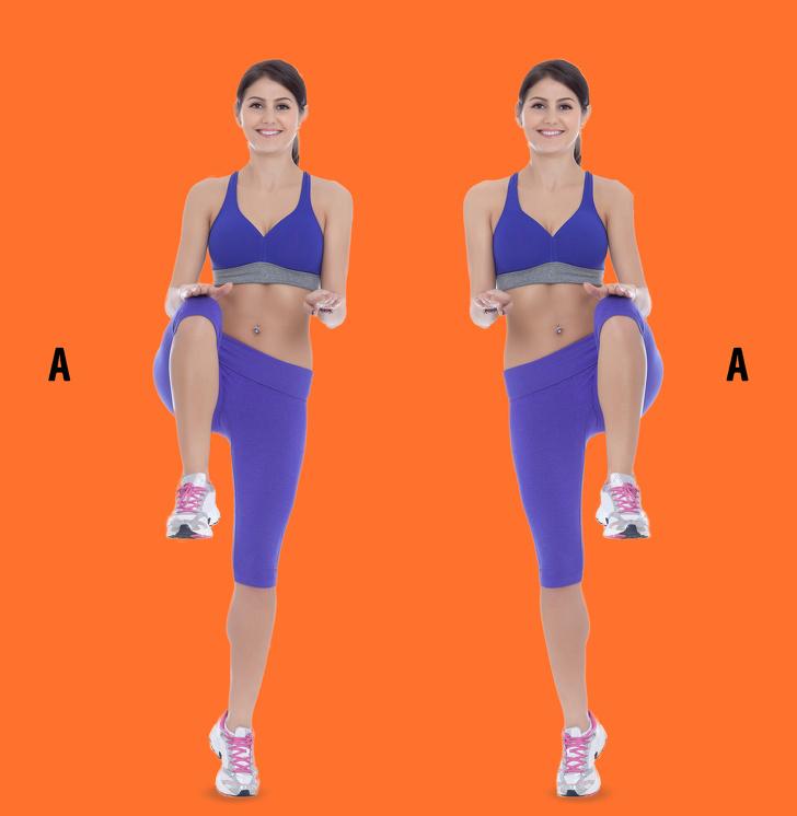 9 bài tập thể hình giúp mông chảy xệ trở nên săn chắc, đùi ngấn mỡ cũng thon gọn cực nhanh - Ảnh 4