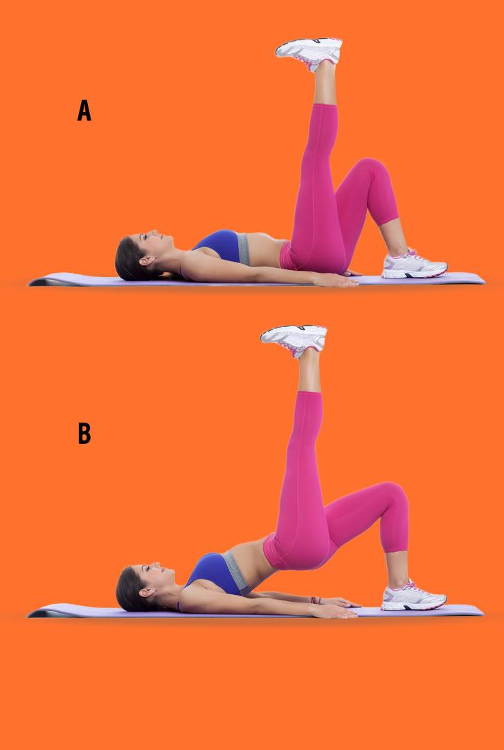 9 bài tập thể hình giúp mông chảy xệ trở nên săn chắc, đùi ngấn mỡ cũng thon gọn cực nhanh - Ảnh 9