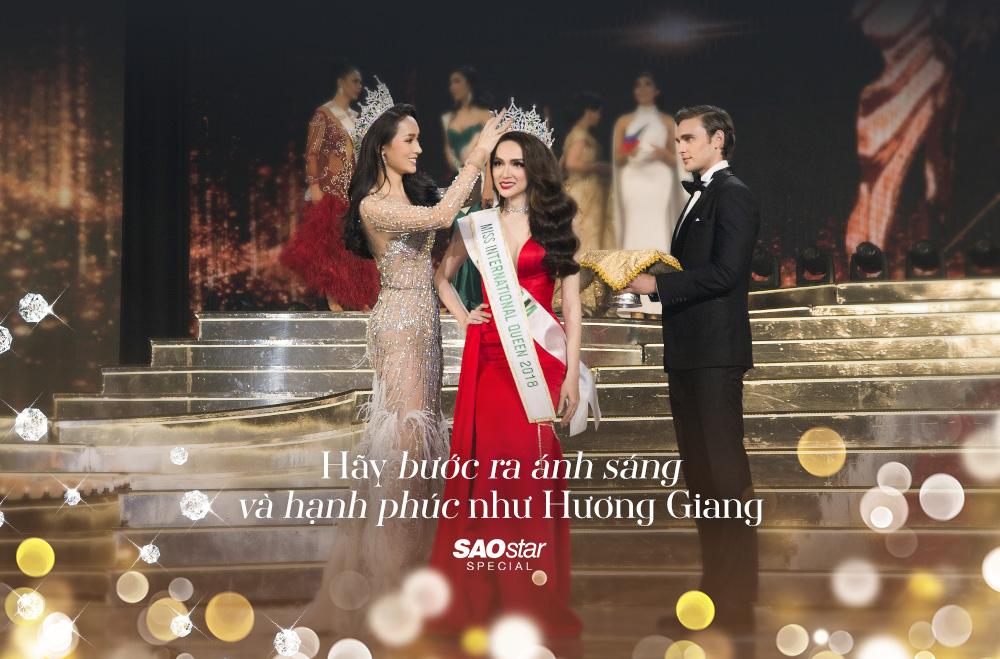 Hương Giang - Cuộc đời vẫn xoay qua những lần sáng tối - Ảnh 11