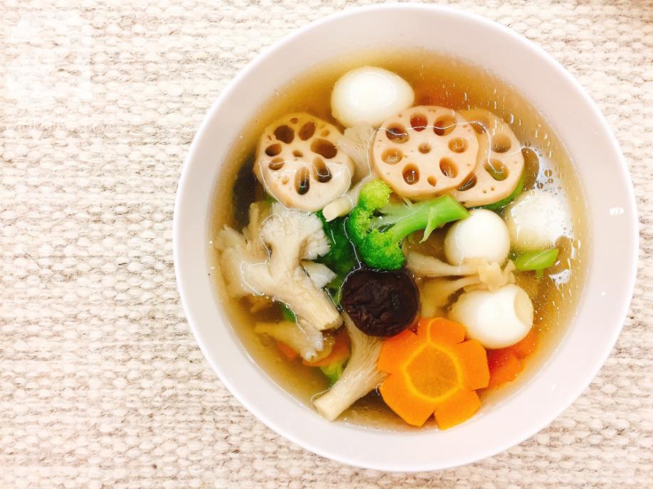 9x Hà Nội nấu thực đơn Eat Clean ngon đẹp xuất sắc chỉ ngắm đã mê - Ảnh 7