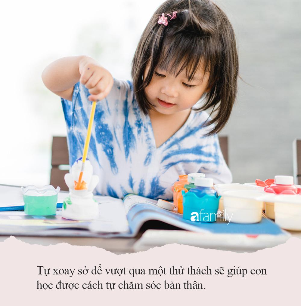 """Đừng lo cho con từ A-Z, bố mẹ phải """"lười biếng"""" mới có thể nuôi dạy nên những đứa con xuất sắc hơn người - Ảnh 1"""