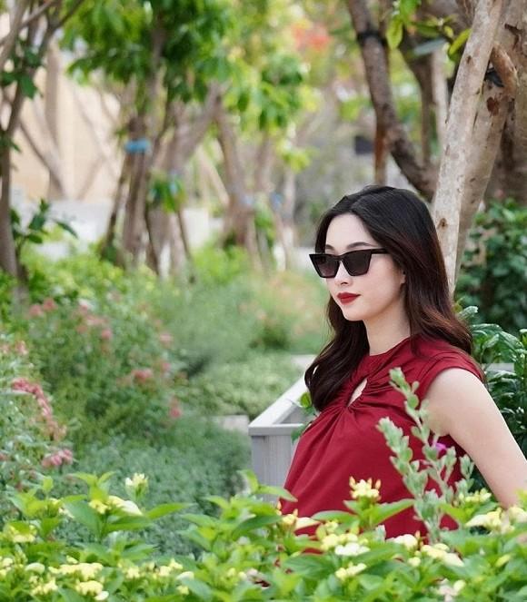 HOT: Hoa hậu Đặng Thu Thảo vừa hạ sinh quý tử nặng 3,5kg cho ông xã doanh nhân - Ảnh 1