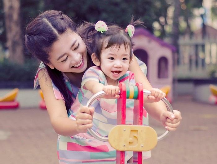Trước khi qua đời, Mai Phương từng tiết lộ quan điểm nuôi dạy bé Lavie khiến nhiều người trào nước mắt - Ảnh 1