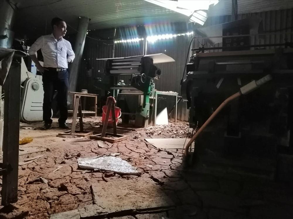 Cư dân, chủ doanh nghiệp tố dự án nghìn tỉ ở Vĩnh Phúc gây ngập lụt - Ảnh 1