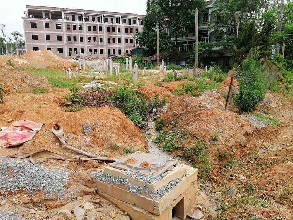 Cư dân, chủ doanh nghiệp tố dự án nghìn tỉ ở Vĩnh Phúc gây ngập lụt - Ảnh 3