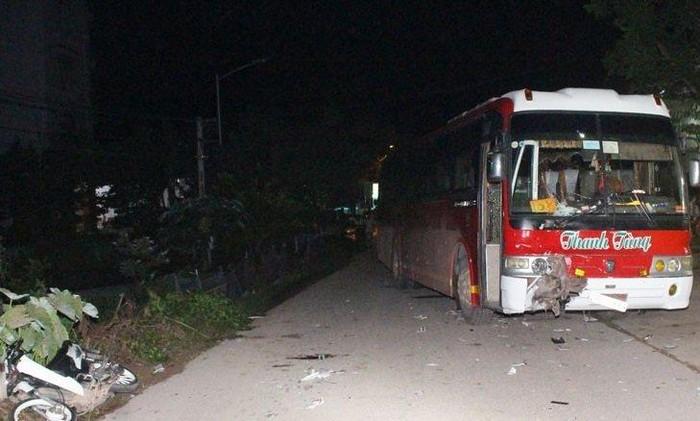 Đau lòng: Chú rể bị xe khách tông tử vong ngay trong ngày cưới tại Bắc Giang - Ảnh 1