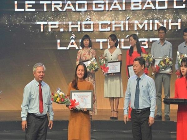 TP. HCM trao giải báo chí lần thứ 37 cho 66 tác phẩm xuất sắc - Ảnh 1