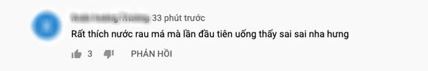 """Bà Tân tung video làm cốc rau má đậu xanh siêu to khổng lồ, nhưng thứ mà dân mạng chú ý nhất lại là một câu """"lỡ lời"""" của Hưng Vlog - Ảnh 13"""