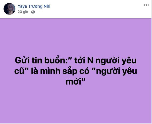 Kiện cáo chưa nguôi, Yaya Trương Nhi thông báo 'tin buồn' đến người yêu cũ - Ảnh 1