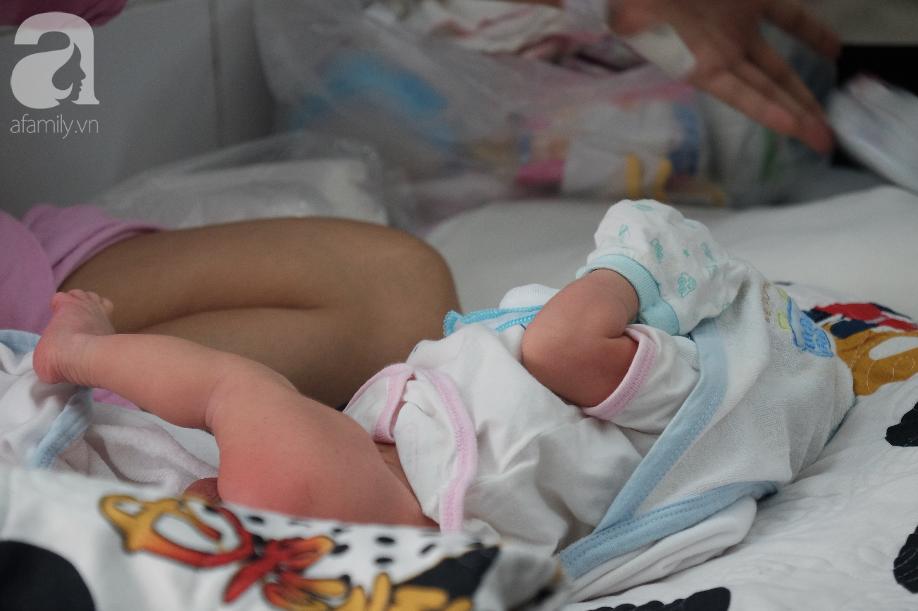 TP.HCM: Chồng dẫn bồ nhí về nhà, thai phụ ôm bụng bầu vào viện lén ngủ hành lang chờ đẻ bằng 30 ngàn trong túi - Ảnh 2